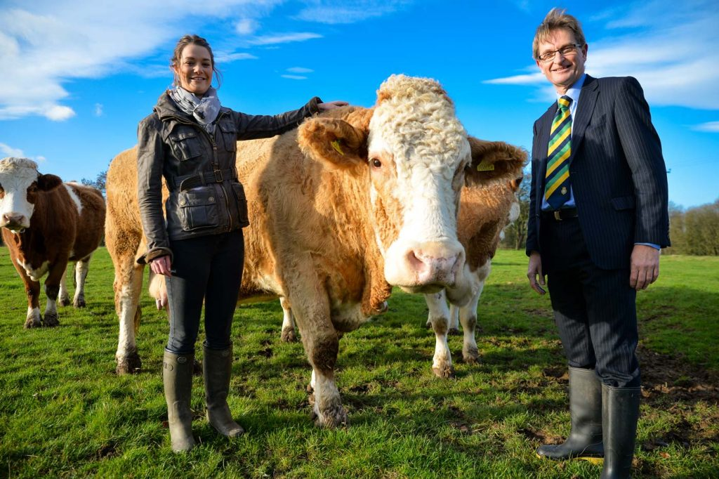 Nuffield Scholarships through the Yorkshire Agricultural Society