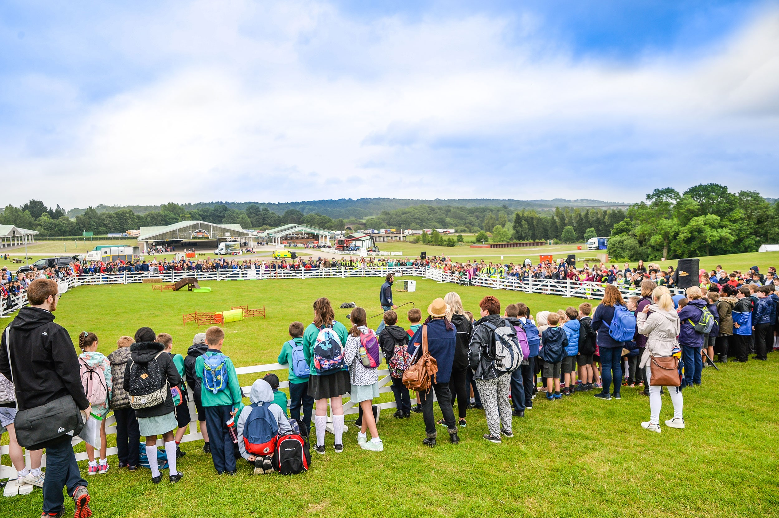Countryside Days at the Great Yorkshire Showground organised by the Yorkshire Agricultural Society