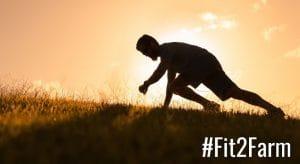 #fit2farm campaign