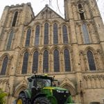 Plough Sunday Service at Ripon Cathedral