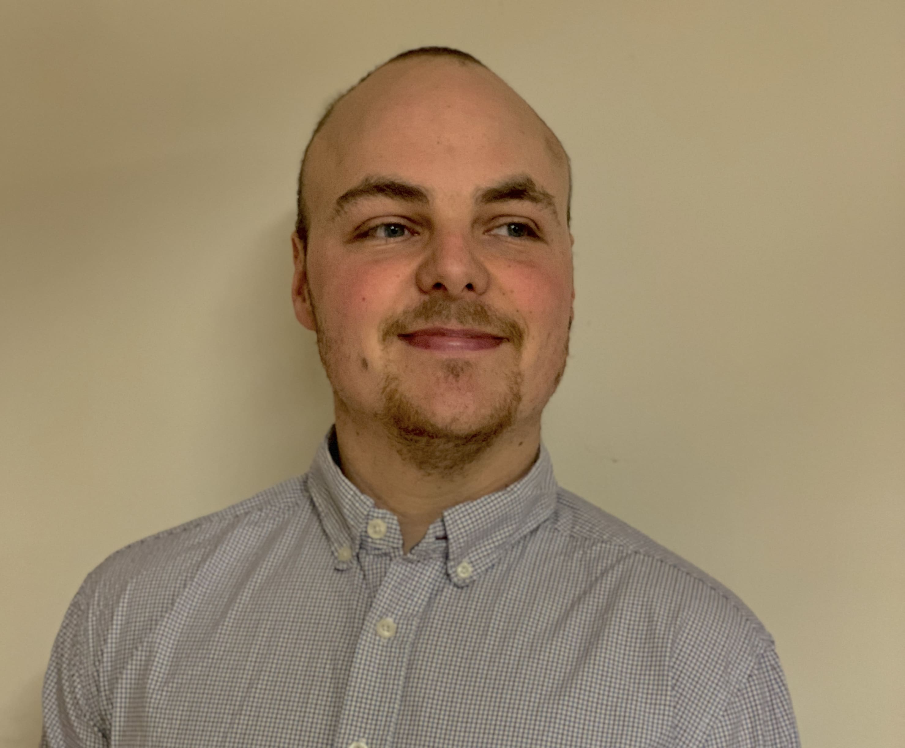 Nick Grayson, member of Future Farmers of Yorkshire